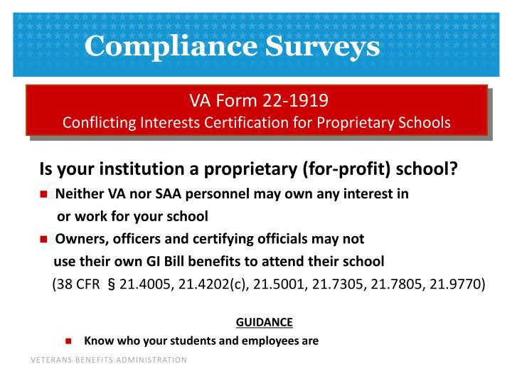 VA Form 22-1919