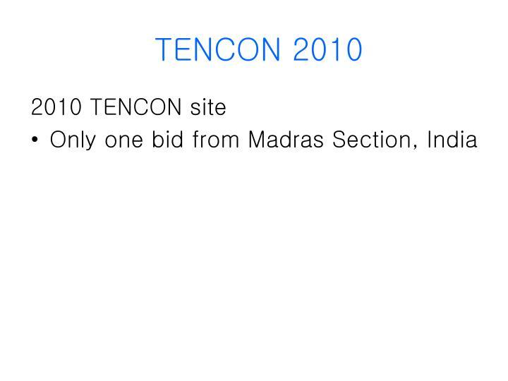 TENCON 2010