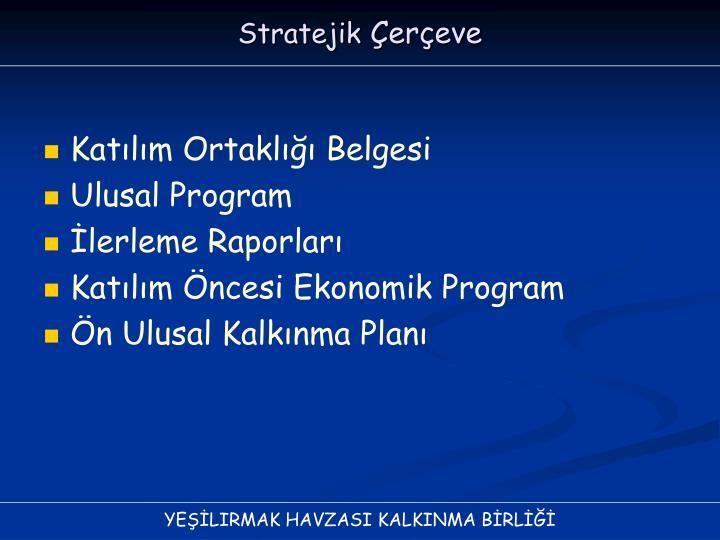 Stratejik