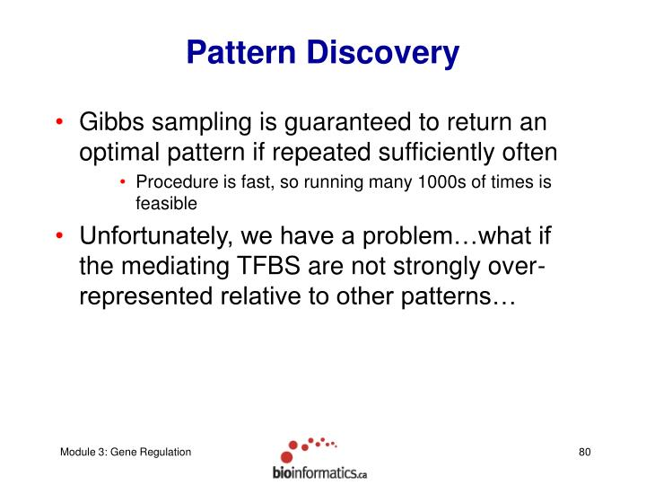 Pattern Discovery