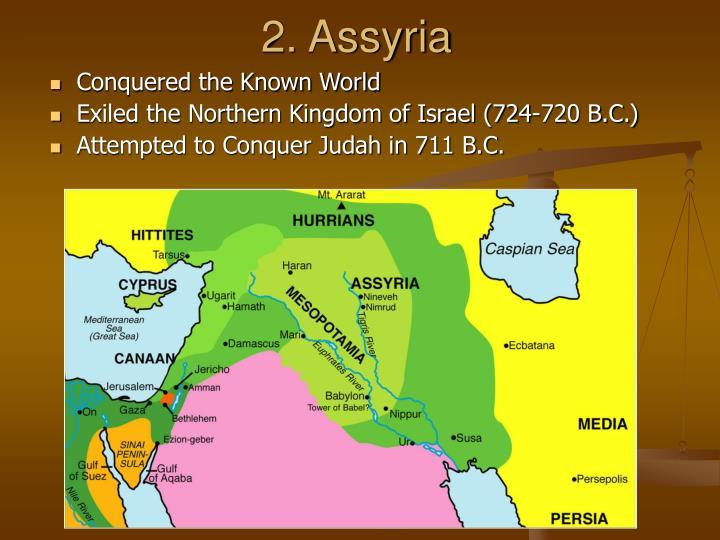 2. Assyria