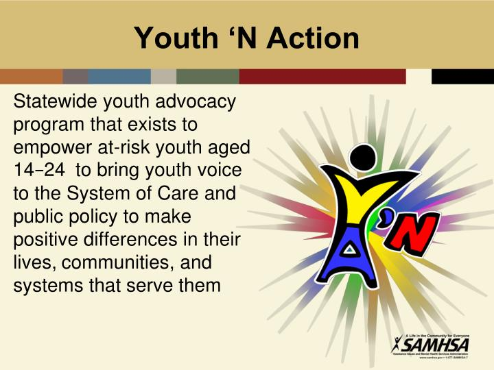 Youth 'N Action