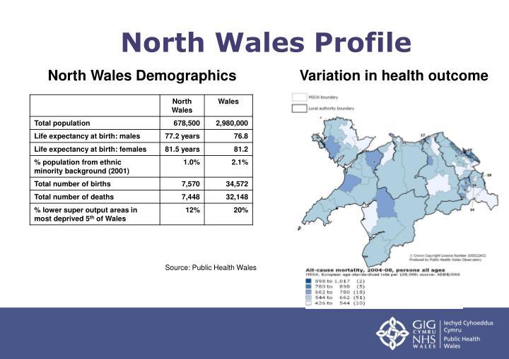 North Wales Profile