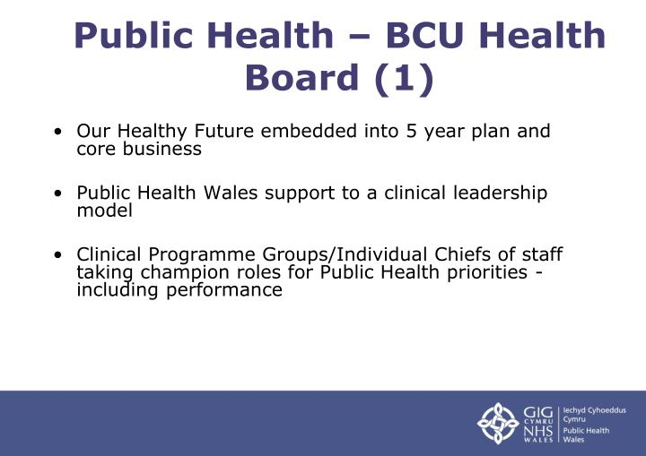 Public Health – BCU Health Board (1)