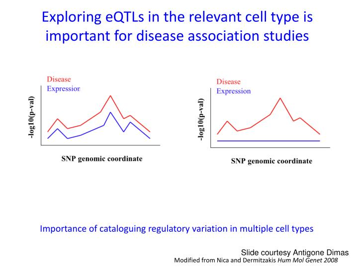cell type not relevant for disease