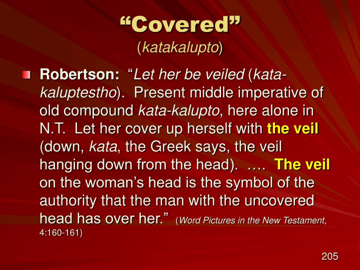 """""""Covered"""""""
