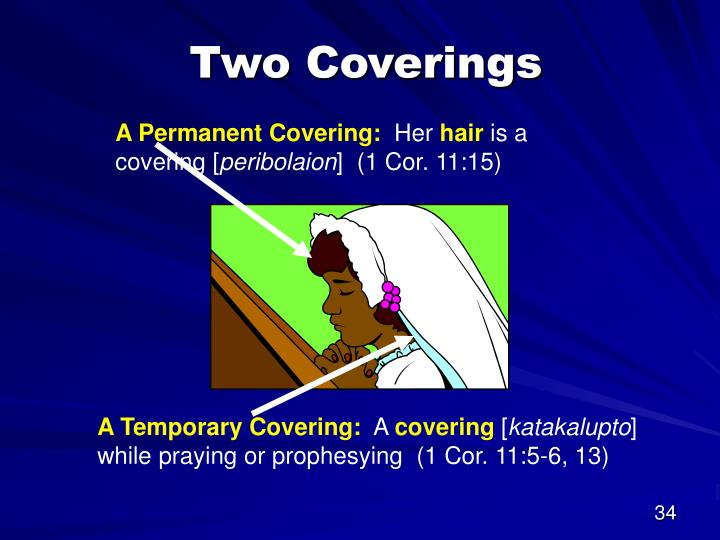 Two Coverings