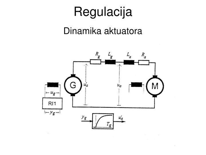 Regulacija