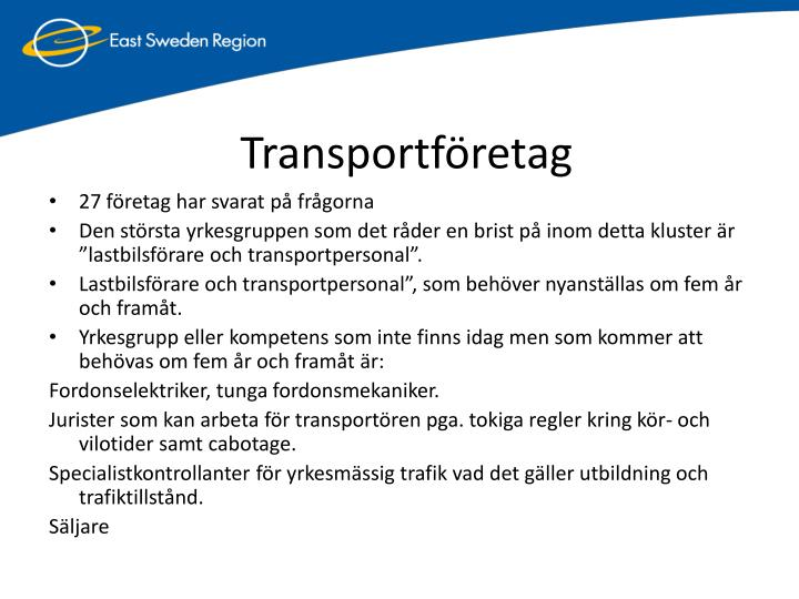 Transportfretag