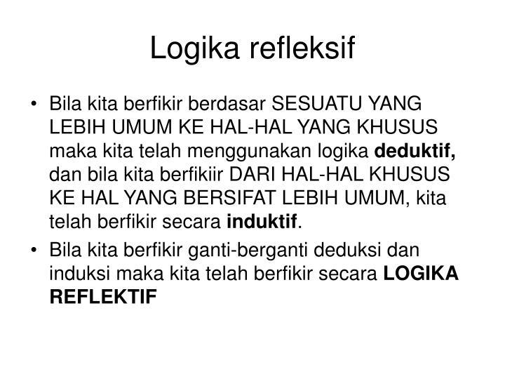 Logika refleksif