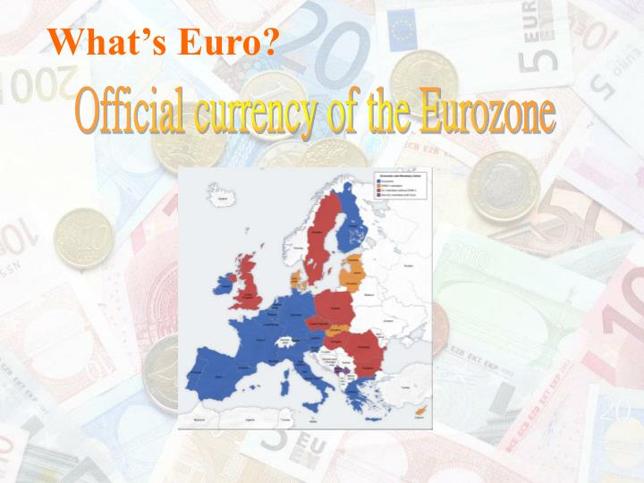 What's Euro?