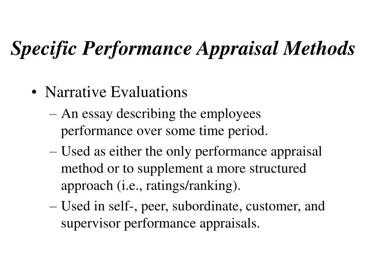 Organizational Evaluation and Resource-based View of Internal Capabilities