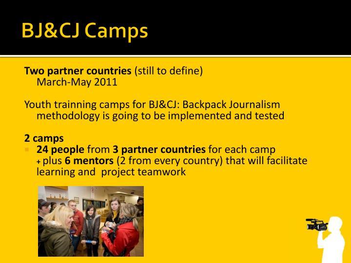BJ&CJ Camps
