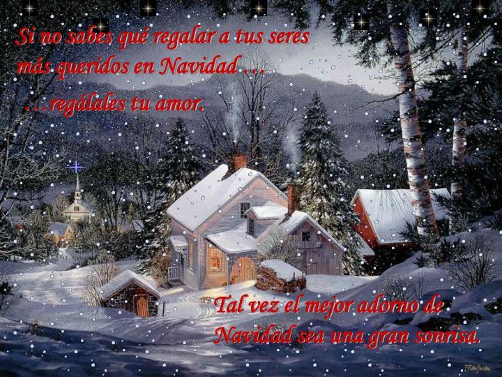 Si no sabes qué regalar a tus seres más queridos en Navidad …