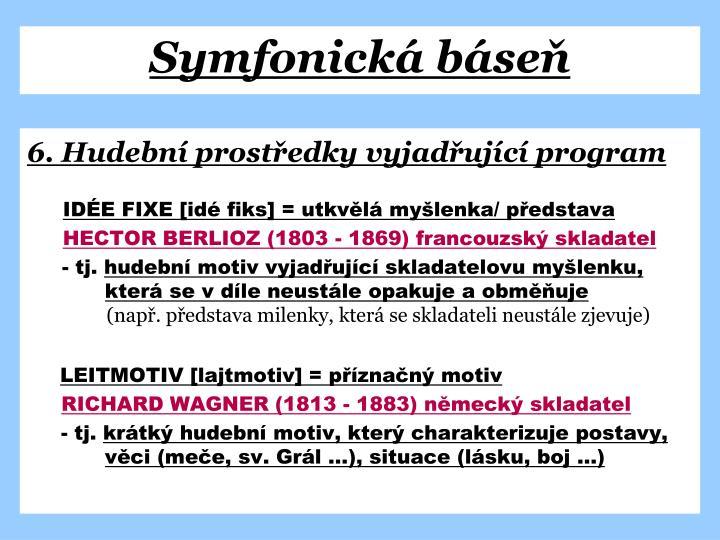 Symfonická báseň