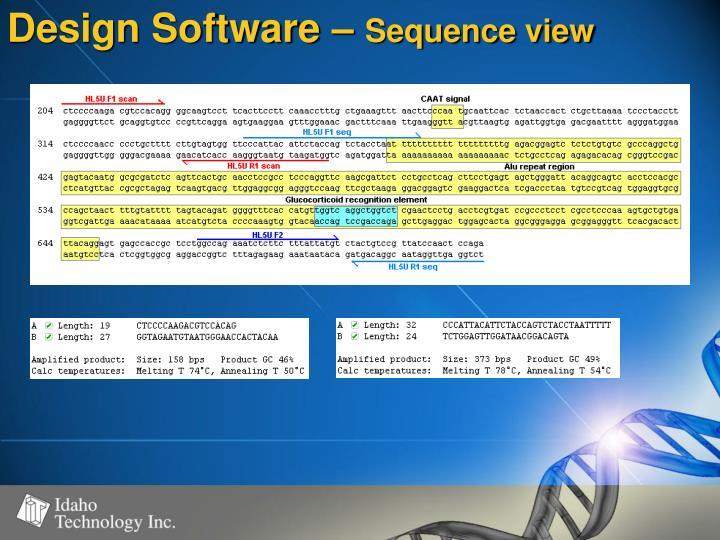 Design Software –