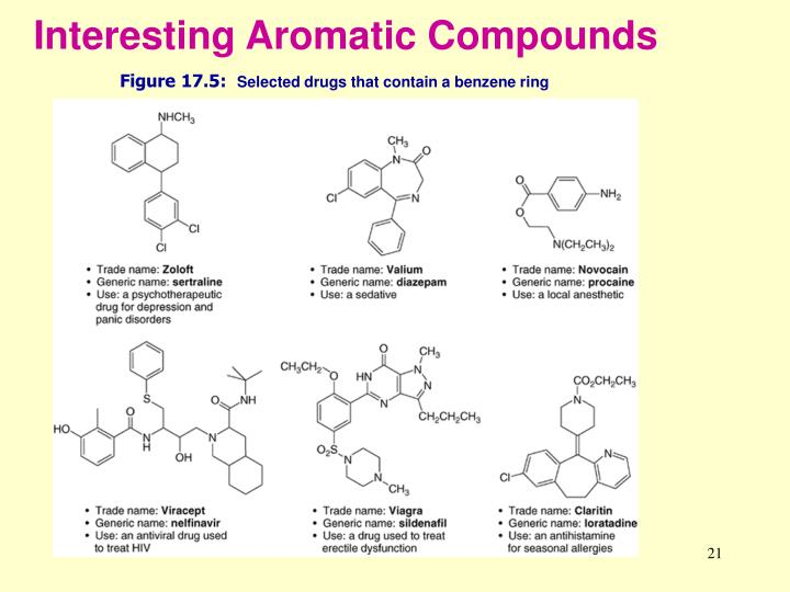 Interesting Aromatic Compounds