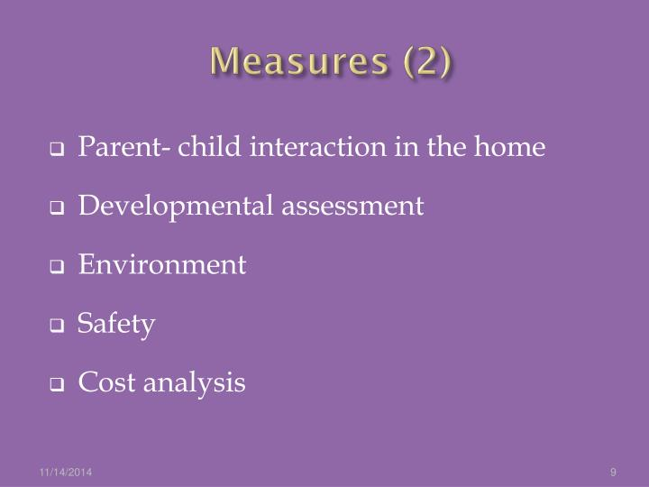 Measures (2)