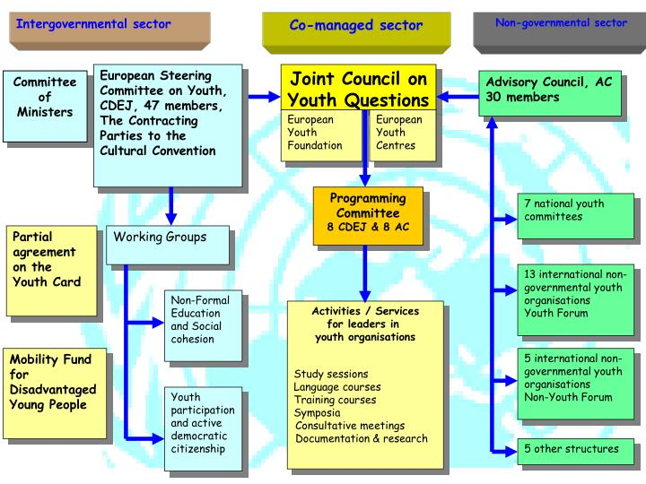 Intergovernmental sector