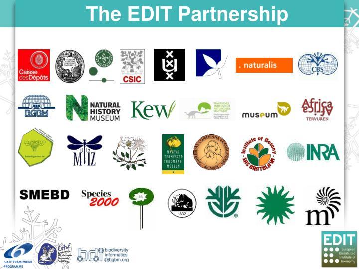 The EDIT Partnership
