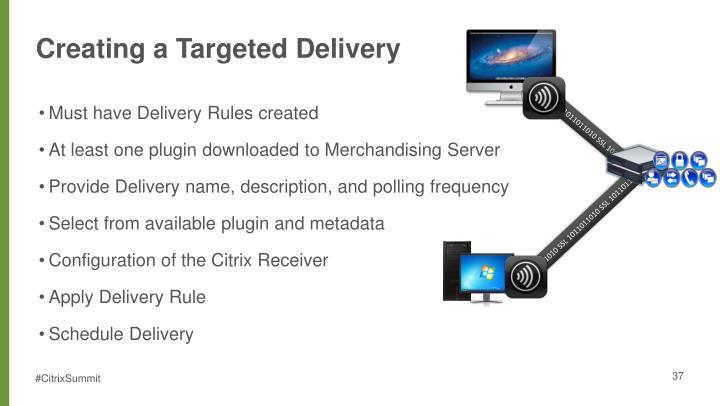 Creating a Targeted Delivery