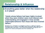 relationship influence2
