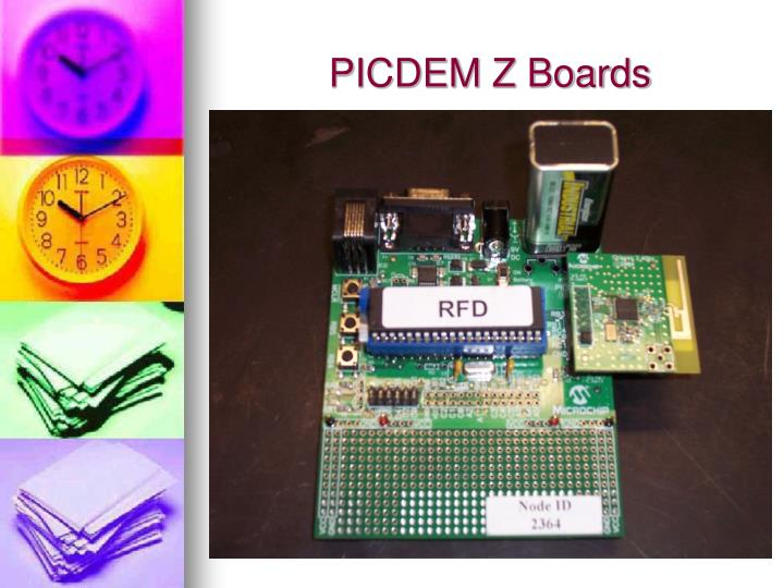 PICDEM Z Boards