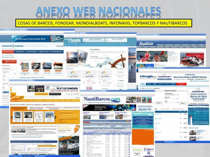 ANEXO WEB