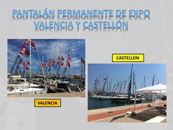 PANTALÁN PERMANENTE DE EXPO