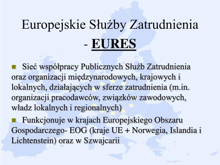 Europejskie Służby Zatrudnienia