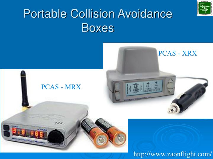 Portable Collision Avoidance Boxes