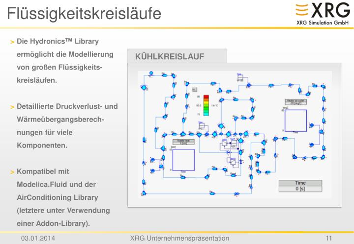 XRG Unternehmenspräsentation
