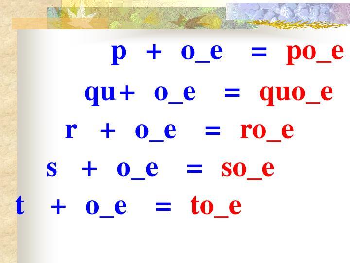 p+o_e=