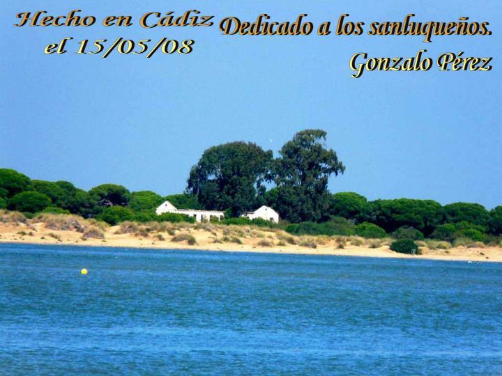 Hecho en Cádiz