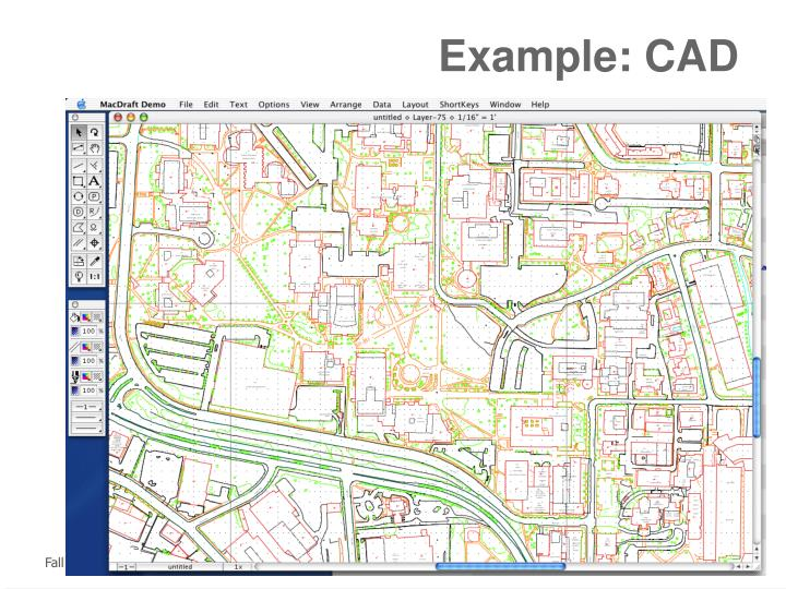 Example: CAD