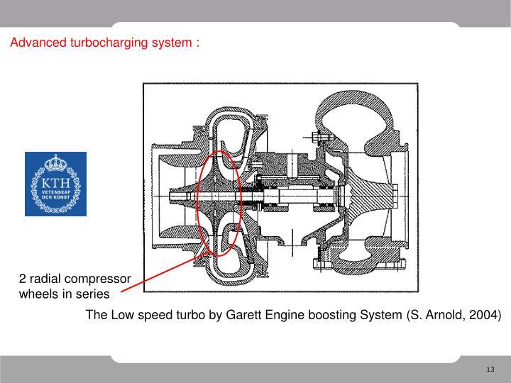 2 radial compressor