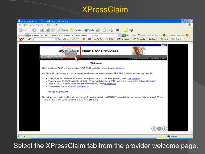 XPressClaim