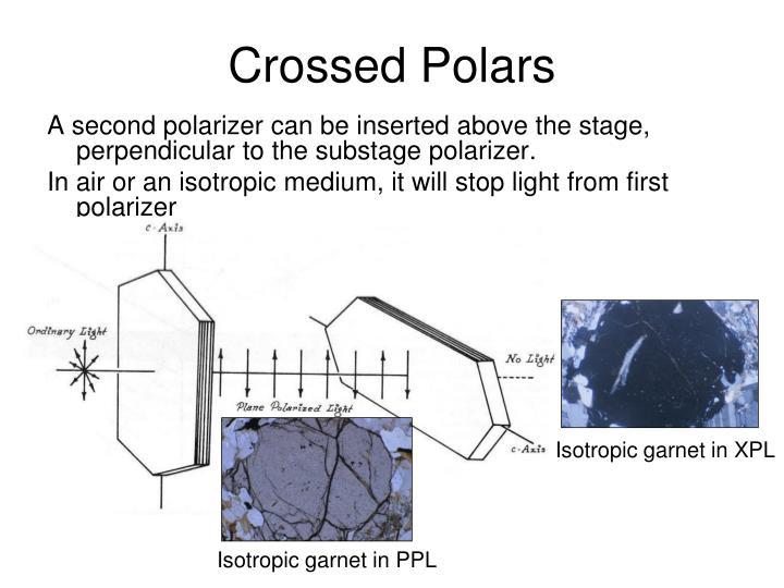 Crossed Polars