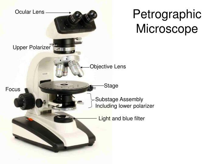 Petrographic Microscope