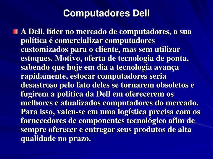 Computadores Dell