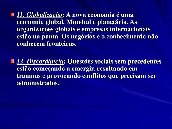 11. Globalização
