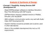 analysis synthesis of design2