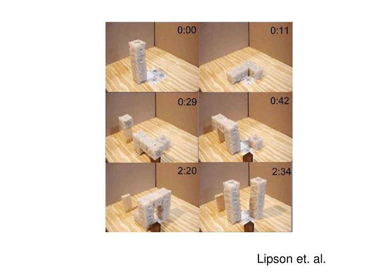 Lipson et. al.