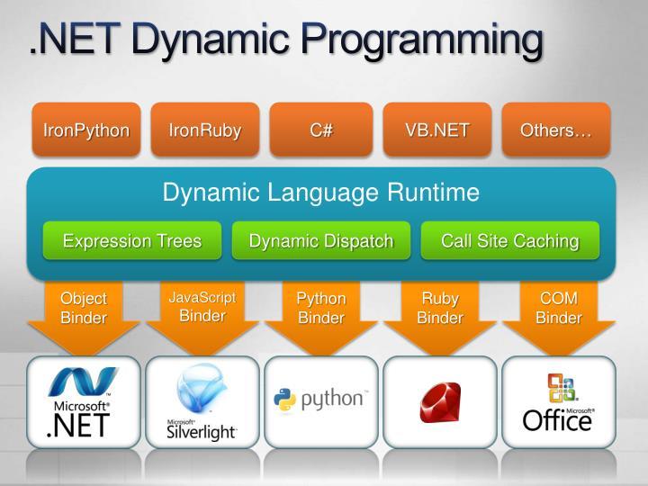 .NET Dynamic Programming