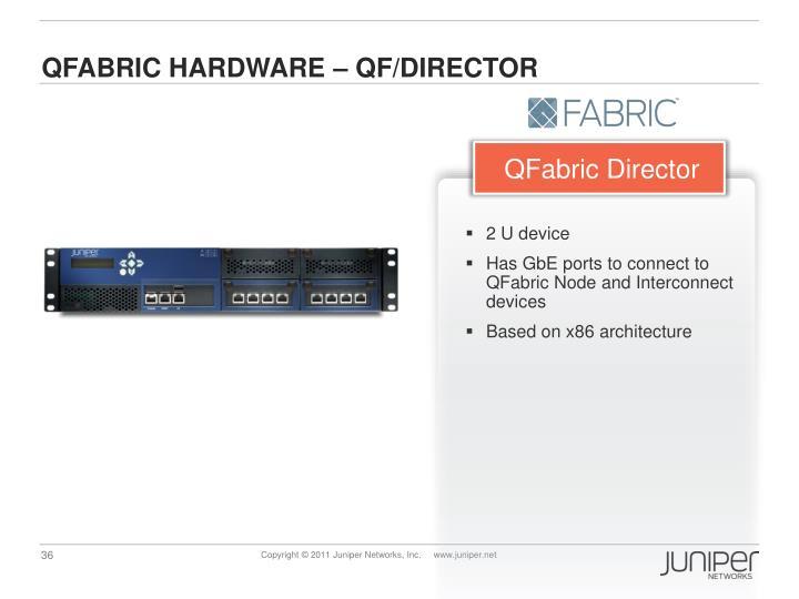 QFabric hardware