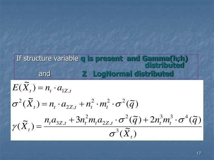 If structure variable