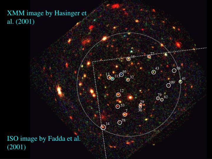 XMM image by Hasinger et al. (2001)