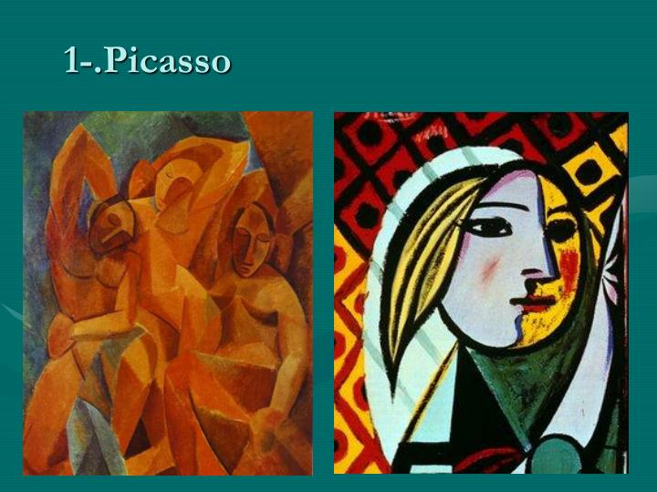 1-.Picasso