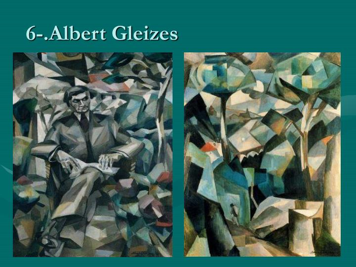 6-.Albert Gleizes