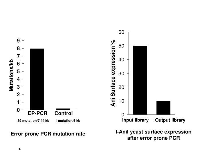 EP-PCR     Control